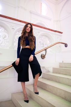 Negrin of Negrin Mirsalehi in the Croppin' Off Top || Get the top: http://www.nastygal.com/clothes-tops-cropped/croppin-off-top?utm_source=pinterest&utm_medium=smm&utm_term=ngdib&utm_content=nasty_gals_do_it_better&utm_campaign=pinterest_nastygal