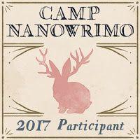 Rina's bogblog: Camp NaNoWriMo - april 2017