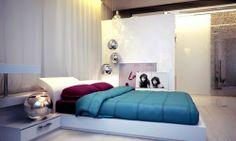 Décoration des petites chambres à coucher ~ Décor de Maison / Décoration Chambre