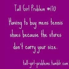 I want pink tennis shoes soooo bad, but never going to happen. =(