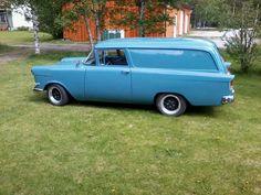 Opel olympia van 1958
