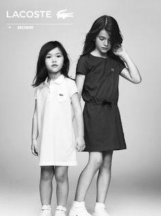 aaf15c8926430 Moda infantil y mucho mas  Lookbook Lacoste - Kids 2012 Mannequins