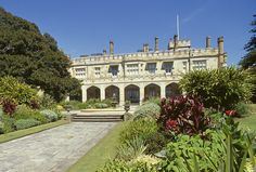 NSW Government House: Romantic Gothic Revival Architecture