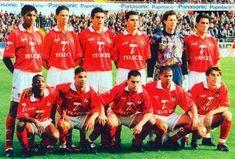 O central que nasceu no atletismo, trocou o Alentejo pelo Algarve, e chegou ao Benfica