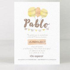 Invitaciones de bautizo originales y personalizadas. Elige a tu ... Si buscas sólo para niños y niñas, también tenemos diseños especiales.