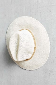 438392a28b5 Envers du Decor - urbnite  Oversized Nubby Panama Hat