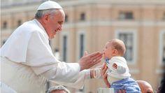 El Papa Francisco y la #lactancia materna