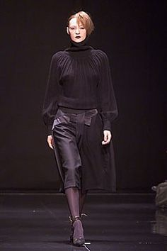 Martine Sitbon Fall 2000 Ready-to-Wear Fashion Show Collection