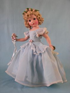 Early 1950's Madame Alexander Princess Margaret Rose Doll