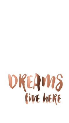 ༶Tee's iScreens༶ — teen4ge-dreams2: Rose gold copper Like or...