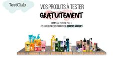 Inscription P1 beauty 41 - Echantillons gratuits