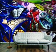 linda obras de artes podem vira um Lindo na parede com obra do artista Paulo Lara