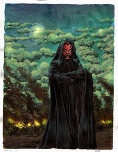 i liked him until he killed Quigon Jinn. then i wanted him dead. Darth Maul, Star Wars Darth, Jedi Sith, Star War 3, Love Stars, Weird Art, Star Wars Characters, Clone Wars, Far Away