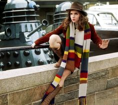 4th Doctor crossplay