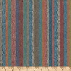Designed by Laura & Kiran, this beautifully yarn dyed and hand woven fabric features a lovely textured hand and saturated hues that will transport you to the Mayan ruins of Chichen Itza. This heavyweight fabric is perfect for upholstery projects, toss pillows, and more! Colors include shades of blue, shades of brown, red, orange, and cream.