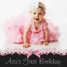 First+Birthday+Photography+Ideas | ... 1st Birthday Party Ideas - How To Celebrate Your Girl's First Birthday