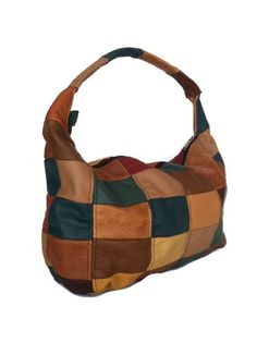 Rustic hobo purse genuine multicolored leather bag retro coloful everyday style shoulder handbag handmade handbags and purses rosses2
