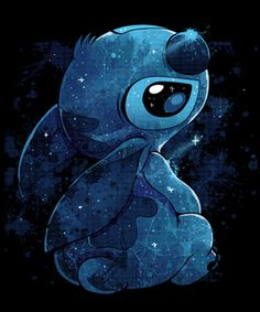 Experimental Night from ShirtPunch Disney Phone Wallpaper, Cartoon Wallpaper Iphone, Cute Wallpaper Backgrounds, Cute Cartoon Wallpapers, Purple Wallpaper Iphone, Cute Disney Drawings, Cute Drawings, Cute Disney Characters, Lilo And Stitch Quotes