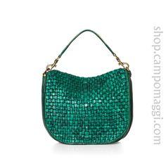 Shoulder bags MESSENGER BAG Campomaggi - oo, this color!