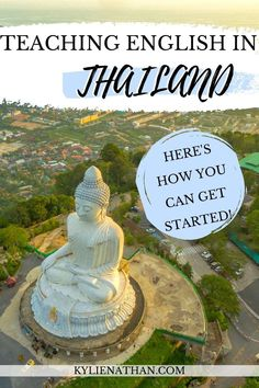 Want to teach English in Thailand but don't know how to get started teaching abroad? This guide shares exactly how to get started in Thailand including: program recommendations, costs & salaries, and tips for teaching as an ESL teacher in Thailand.