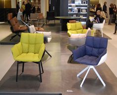I would taken any of these chairs for my home office/den.