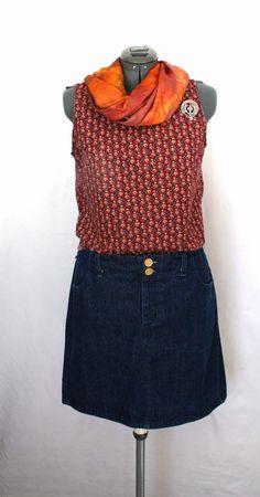 Odacier, Ellen Mason Design: A Stitcher's Wardrobe: Breezy Outfit