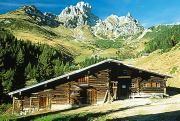 Filzmoos, Österreich, Wandergebiet am Fuße der Bischofsmütze