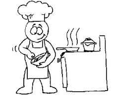 cook cartoon pictures - Google Search