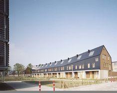 ZOFA - Zirkoon, 44 ééngezinswoningen, Groningen