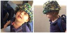 Custom order   Boys Sunhat by Butterflybees on Etsy