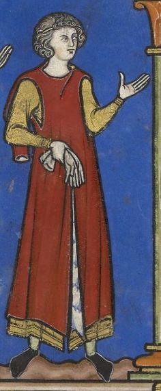 MS M. 638 TitleMorgan Crusader Bible / St. Louis Bible DateParis, France, ca. 1244-1254. Folio: 29v