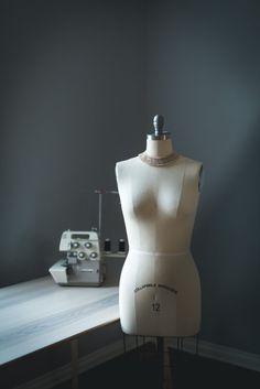 Dressmaking Sewing Shoulder PadsNavy BlueWhite IvoryMultiple Sizes