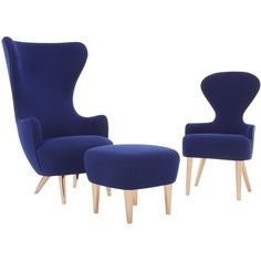 Tom Dixon Wingback Chair