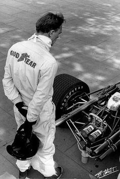 Dan Gurney 1968 Monaco Grand Prix