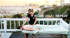 Try Soothe! Massage delivered to you in 1 hour. Fully Licensed and Insured. $30 off first massage with   https://www.soothe.com/invite/atgbi