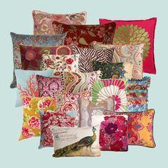 Pillows Pillows Pillows, created by mannwald on Polyvore