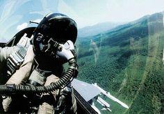 Viper pilot of the Swamp Foxes 169th TFW, South Carolina Air National Guard, Columbia SC