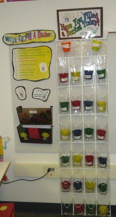 Another bucket filling idea