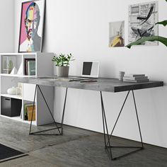 With multiple leg options, the Multi table system is a flexible table system for your dining room or home office. Dining Table Price, Trestle Dining Tables, Round Dining Table, Home Office Furniture Desk, Dining Room Furniture, Contemporary Dining Table, Contemporary Furniture, Extension Dining Table, Houses