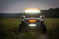 2015 Custom Jeep Wrangler Rubicon - Project Vandal - Rigid Industries Lights