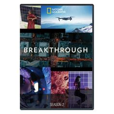 BREAKTHROUGH is an anthology series that sheds a light on the world's leading scientists and how their cutting-edge innovations and advancements will change our lives in the immediate future and beyond. The series brings to life the stories, people and technology behind these breakthroughs, and shows how they are chang