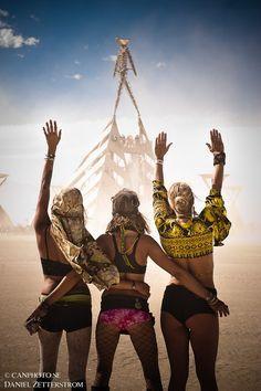 Photo Gallery: Burning Man 2011