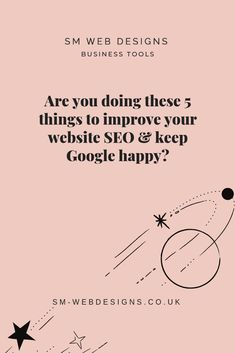 SEO is a subject I get asked about on a daily basis. It can get complicated, but doesn't need to be this free SEO beginners guide will help you get started. Business Design, Business Tips, Business Planning, Online Business, Seo Marketing, Marketing Strategies, Marketing Ideas, Online Marketing, Email Writing