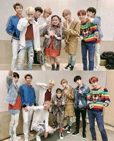 [BTS Tweet] M STATION SUPER LIVE  ❤ #BTS #방탄소년단