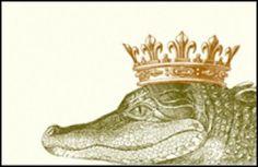 King Gator (Mardi Gras)