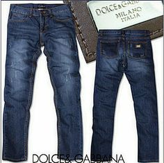 Jeans Dolce & Gabbana Homme H0073