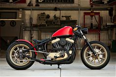 Harley-Davidson Sportster by DP Customs