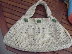 Ravelry: Crochet Handbag pattern by Drew Emborsky