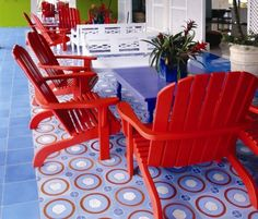 Candido Espiral Cement Tile from Great Britain Tile