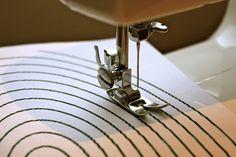 Ejercicios prácticos para aprender a coser con máquina